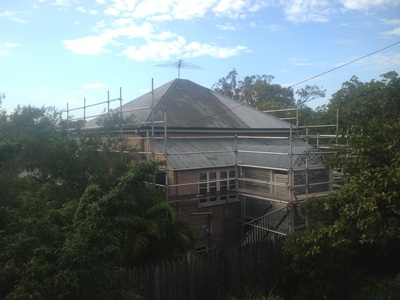 Metal Roofing Restoration Repairs And Replacement
